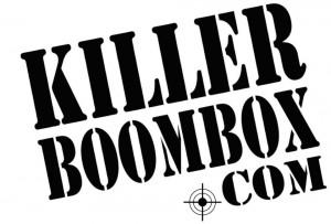 KillerBoomBox logo